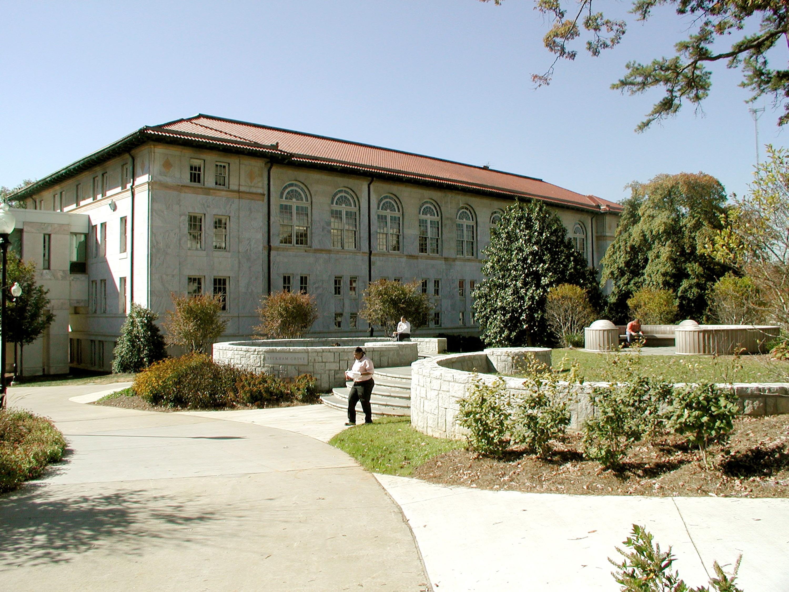 Candler Library, Emory University