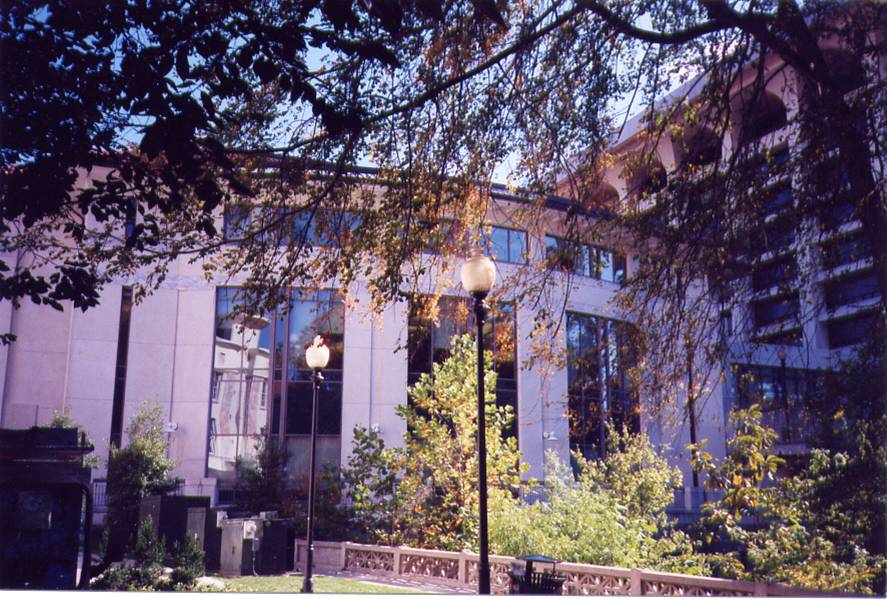 Woodruff Library, Emory University