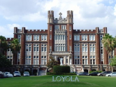 Marquette Hall at Loyola